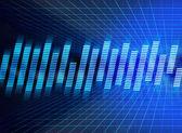 Imagen sonido — Foto de Stock