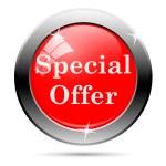Sales button — Stock Vector #23216054