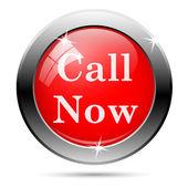 Call now icon — Stock Vector