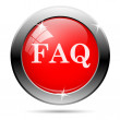 FAQ icon — Stock Vector #23855841