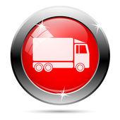 Truck icon — Stock Photo