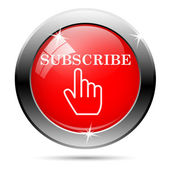 Subscribe icon — Stock Photo