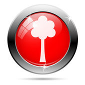 Tree icon — Stock Photo