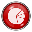 Red round glossy icon — Stock Photo #28325125
