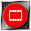 Photo metallic icon — Lizenzfreies Foto
