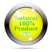 Icône de produit naturel 100  — Photo