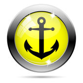 Anchor icon — Foto Stock