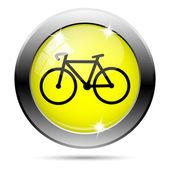 Bisiklet simgesi — Stok fotoğraf