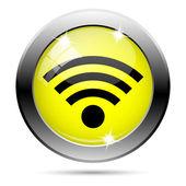 無線の記号アイコン — ストック写真