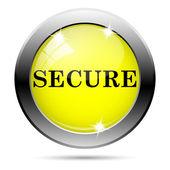安全图标 — 图库照片