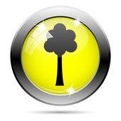 Tree icon — Stock Photo