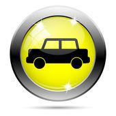 車のアイコン — ストック写真