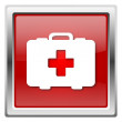 Stock Photo: Medical bag icon