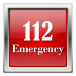 112 Emergency icon — Stock Photo #32031167
