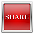 Share icon — Stock Photo