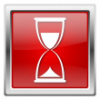 Hourglass icon — Foto Stock #32031953