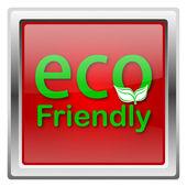 Eco Friendly icon — Stock Photo