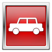 Car icon — Stock Photo