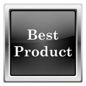 Bästa produktikonen — Stockfoto
