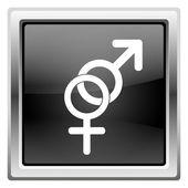 Sex icon — Stock Photo