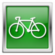 Bicycle icon — Stock fotografie #32554087