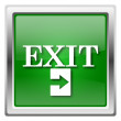 Exit icon — Stock fotografie #32554285