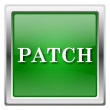 Stock Photo: Patch icon