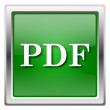 PDF icon — Stock fotografie #32554425