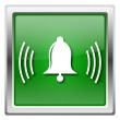 Bell icon — Stock fotografie #32555109