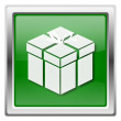 Gift icon — Stock fotografie #32555179
