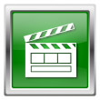 Movie icon — Stock fotografie #32555593