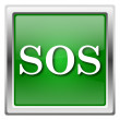 Stock Photo: SOS icon