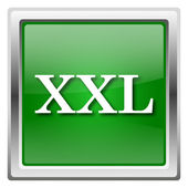 XXL icon — Stock Photo