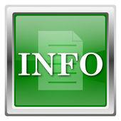Info icon — Stock Photo