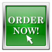 Order now icon — Stock Photo