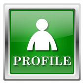 Profile icon — Stock Photo