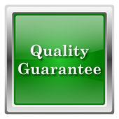 Icono de garantía de calidad — Foto de Stock