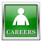 Careers icon — Stock Photo