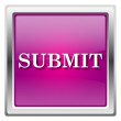 Submit icon — Stock Photo