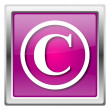 Copyright icon — Foto de Stock
