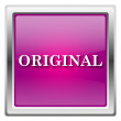 Original icon — Foto de Stock