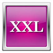 XXL icon — Stock Photo