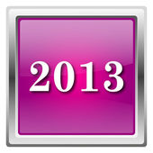 Icona del 2013 — Foto Stock