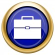 Briefcase icon — Foto de stock #33337211