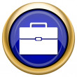 Briefcase icon — Stockfoto #33337211
