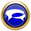 Chat bubbles icon — Stockfoto #33338151