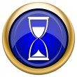 Hourglass icon — Stock fotografie #33339311