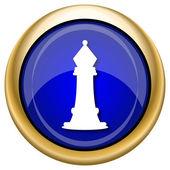 Chess icon — Stock Photo