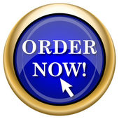 Order now icon — Stockfoto