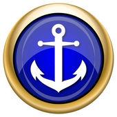 Anchor icon — Stock Photo